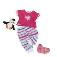 Our Generation: Regular Outfit - Snow Adorable PJs