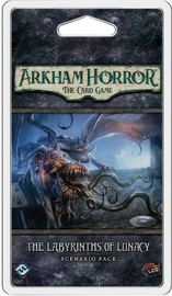 Akkham Horror LCG: The Labyrinths of Lunacy - Scenario Pack