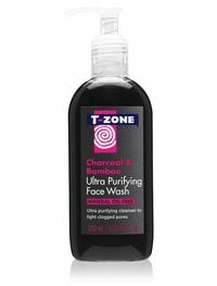 T-zone Charcoal Facial Wash (200ml)