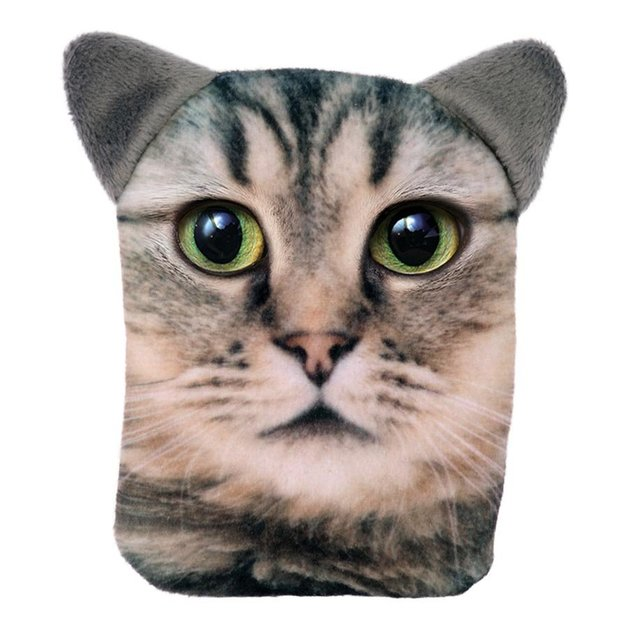 Pocket Hotty with Soft Touch Cover - Cats & Dogs