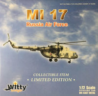 Witty Wings 1/72 Mi-17 Russia Airforce Diecast Model