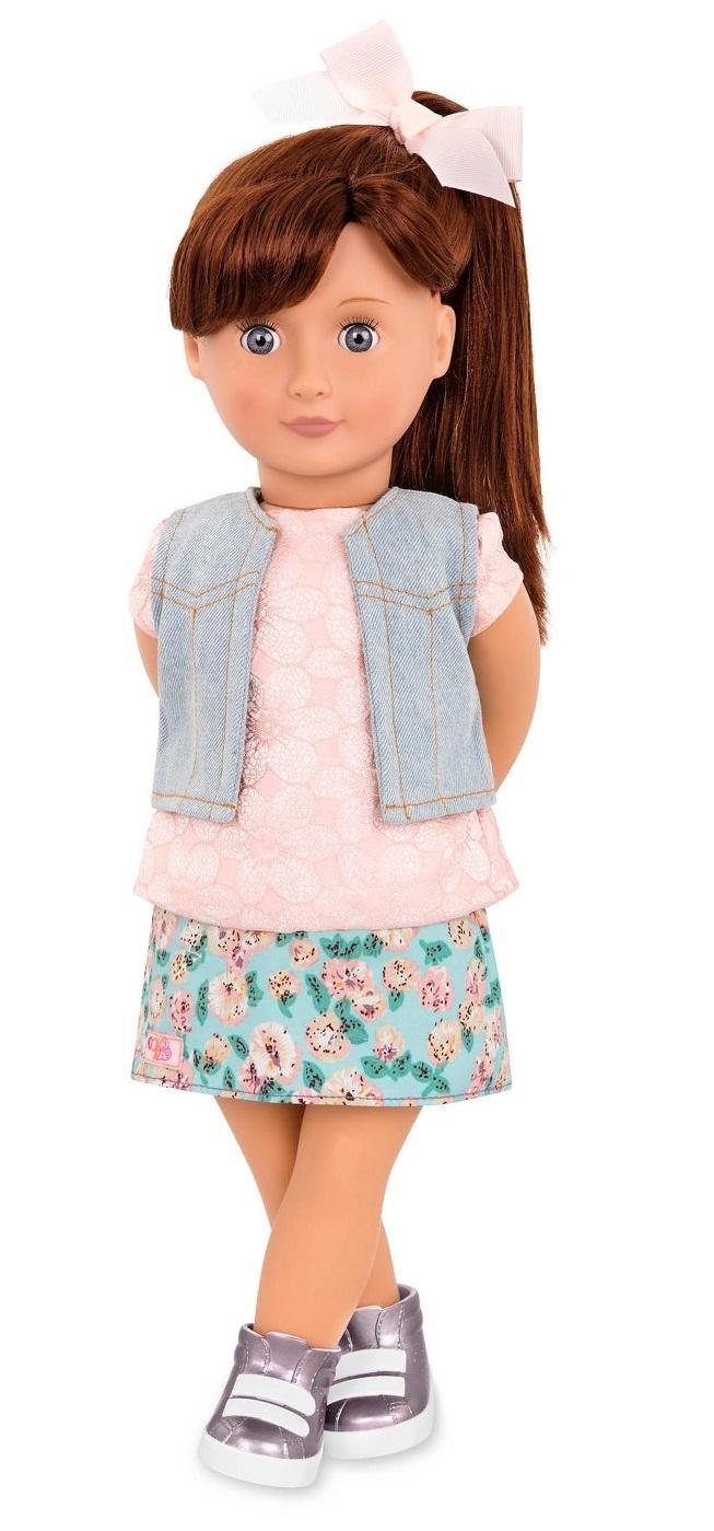 "Our Generation: 18"" Regular Doll - Myriam image"