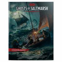 Dungeons & Dragons Ghosts of Saltmarsh by Wizards RPG Team
