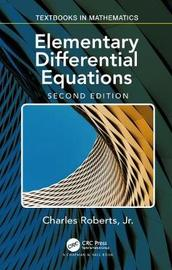 Elementary Differential Equations by Charles Roberts