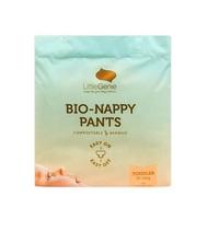 Little Genie: Bio Nappy Pants - 10-15kgs Toddler (18)