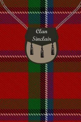 Clan Sinclair Tartan Journal/Notebook by Clan Sinclair