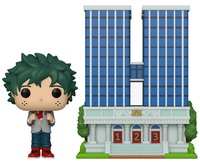 My Hero Academia: Deku & UA High School - Pop! Town Figure