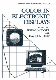 Color in Electronic Displays