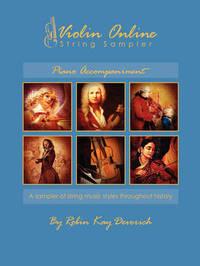 Violin Online String Sampler by Robin Kay Deverich