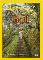 National Geographic - Bali: Masterpiece Of The Gods on DVD