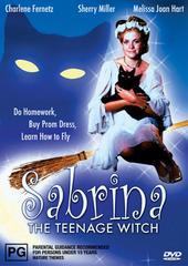 Sabrina The Teenage Witch on DVD