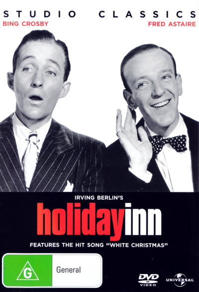 Holiday Inn on DVD image
