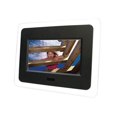 "AVLabs 7"" Digital Photoframe - Black AVL963U"