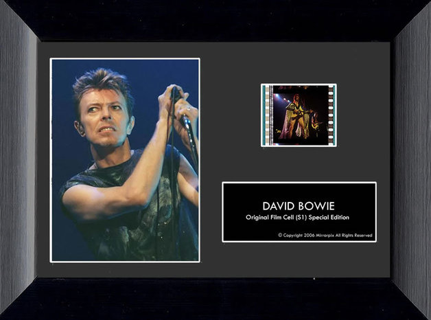 FilmCells: Mini-Cell Frame - David Bowie (S1)