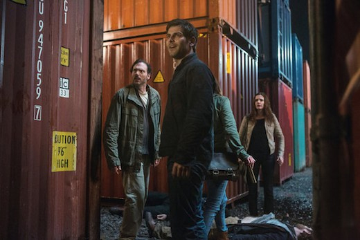 Grimm - Season Two on DVD image