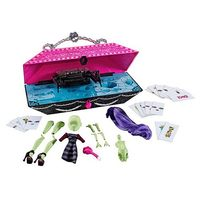 Monster High: Create a Monster Design Lab Playset