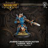 Warmachine: Cygnar - Lord Commander Stryker Epic Warcaster