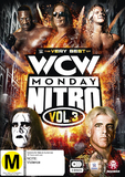 WWE: The Very Best Of WCW Monday Nitro Vol. 03 DVD