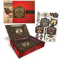 Illuminati - Novelty Storage Box
