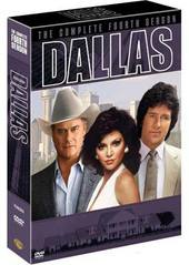 Dallas The Complete 4th Season on DVD