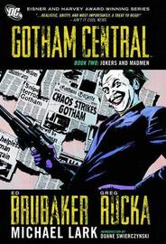 Gotham Central Book 2 by Ed Brubaker