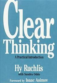 Clear Thinking by Hyman Ruchliss image