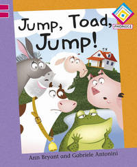 Jump, Toad, Jump! by Ann Bryant image