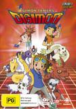 Digimon Tamers - Season 3 Collection on DVD