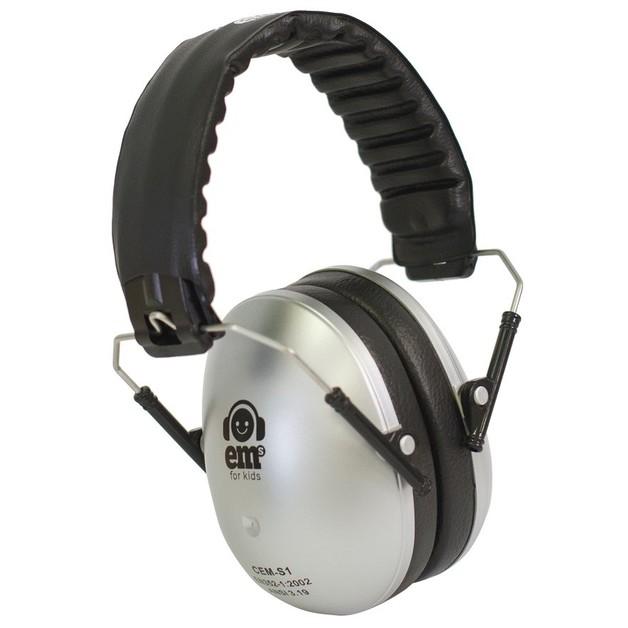 Em's for Kids: EarMuffs - Silver