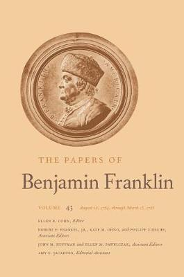 The Papers of Benjamin Franklin by Benjamin Franklin image