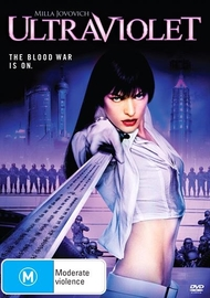 Ultraviolet on DVD