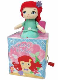 Disney Baby: Princess Ariel - Jack In The Box