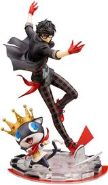 ARTFX J Protagonist & Morgana (Persona 5: Dancing Star Night) - PVC Figure