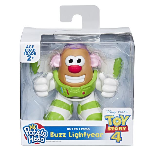 Toy Story 4: Mr Potato Head - Buzz Lightyear