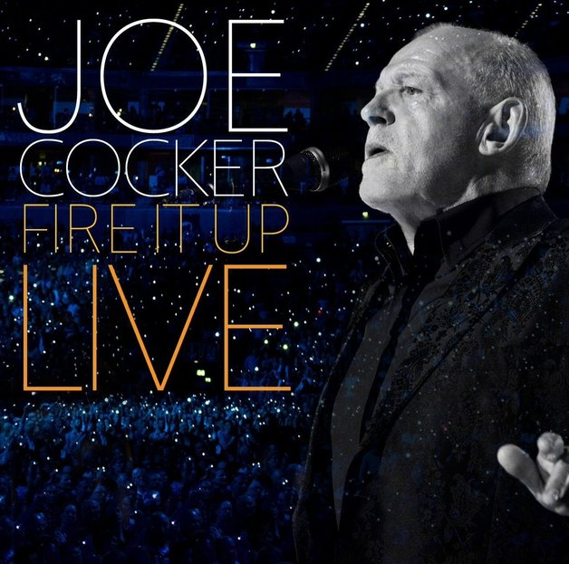 Fire It Up - Live (Limited Edition) by Joe Cocker