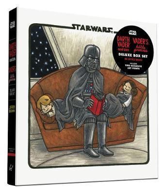 Darth Vader and Son/Vader's Little Princess Deluxe Boxed Set by Jeffrey Brown