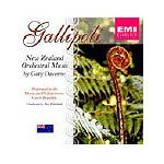 Daverne, Gary - Gallipoli by The Moravian Philharmonic. Conducted by Petr Pololanik