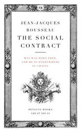 The Social Contract by Jean Jacques Rousseau image