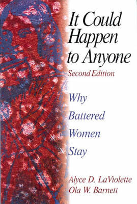 It Could Happen to Anyone: Why Battered Women Stay by Alyce D. LaViolette image