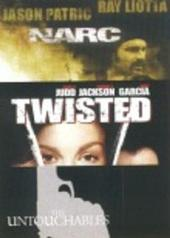 Narc/twisted/untouchables, The (3 Disc) on DVD