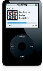 Apple iPod 60GB Black