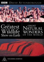 Great Natural Wonders / Greatest Wildlife Show On Earth on DVD