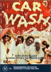 Car Wash on DVD