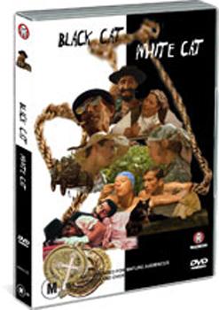 Black Cat, White Cat on DVD image