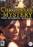 Chronicles of Mystery: The Scorpio Ritual for PC Games