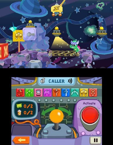 Moshi Monsters: Moshlings Theme Park for Nintendo DS image