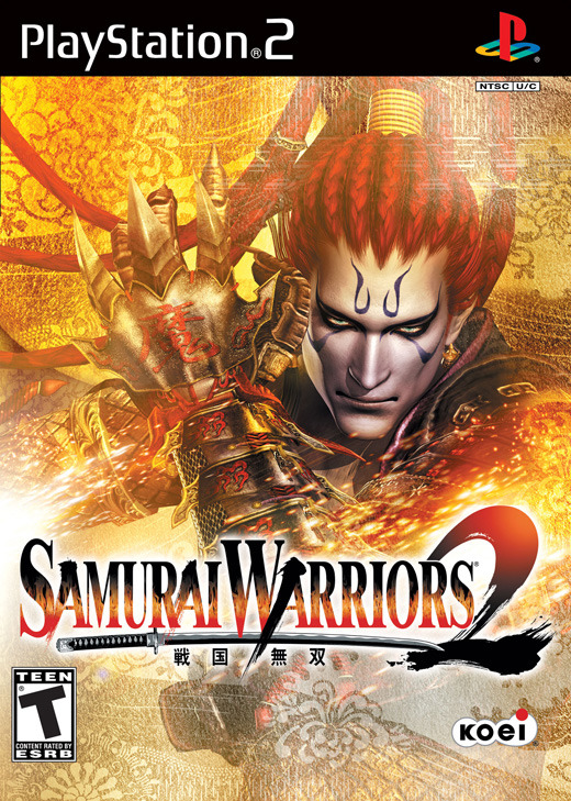 Samurai Warriors 2 for PlayStation 2
