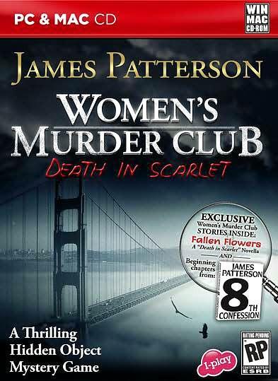 Women's Murder Club - Death in Scarlet for PC