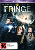 Fringe - The Complete Fifth & Final Season DVD