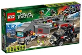 LEGO TMNT - Big Rig Snow Getaway (79116)